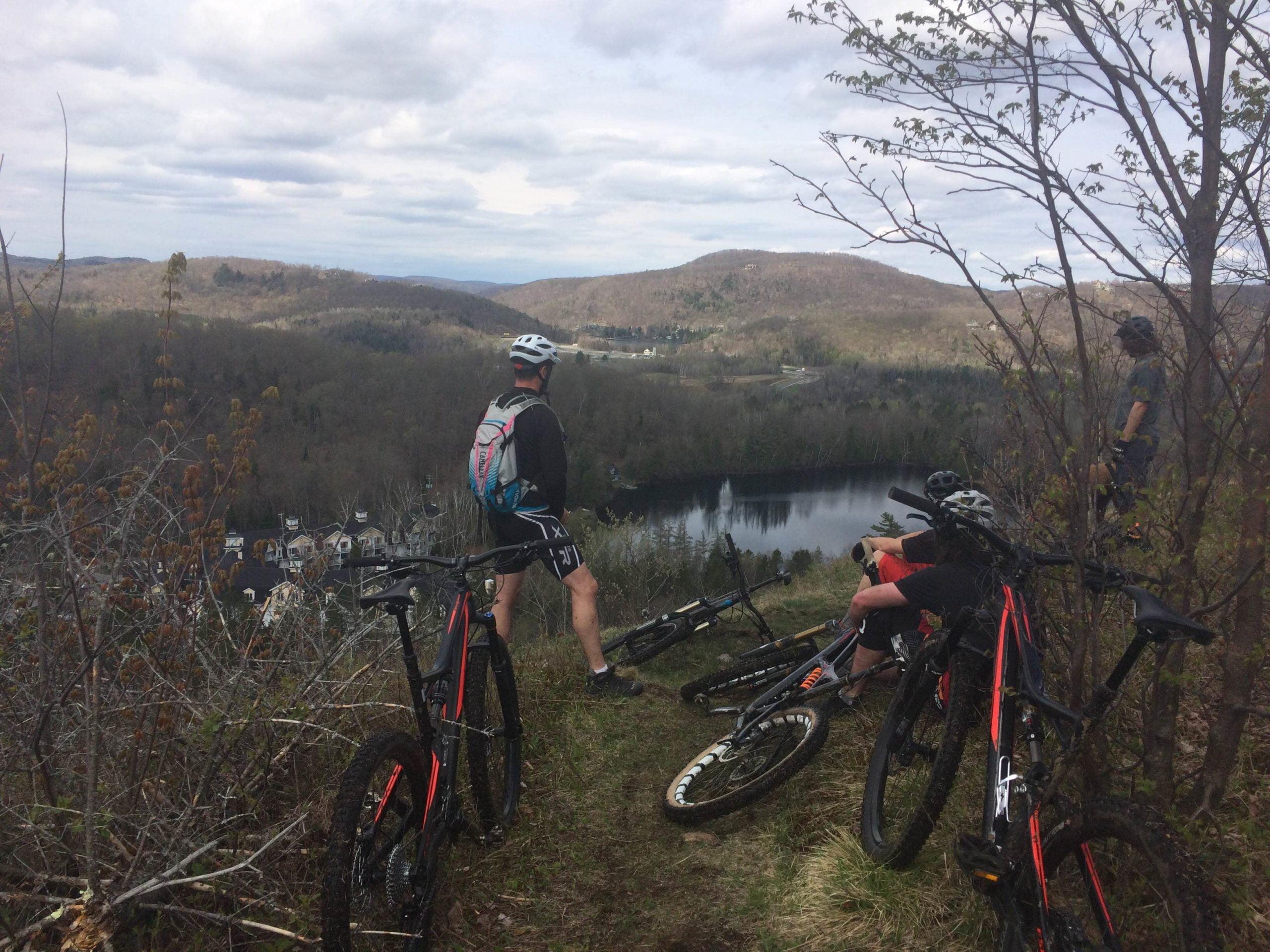 Ouverture saison vélo de montagne Mont-Tremblant